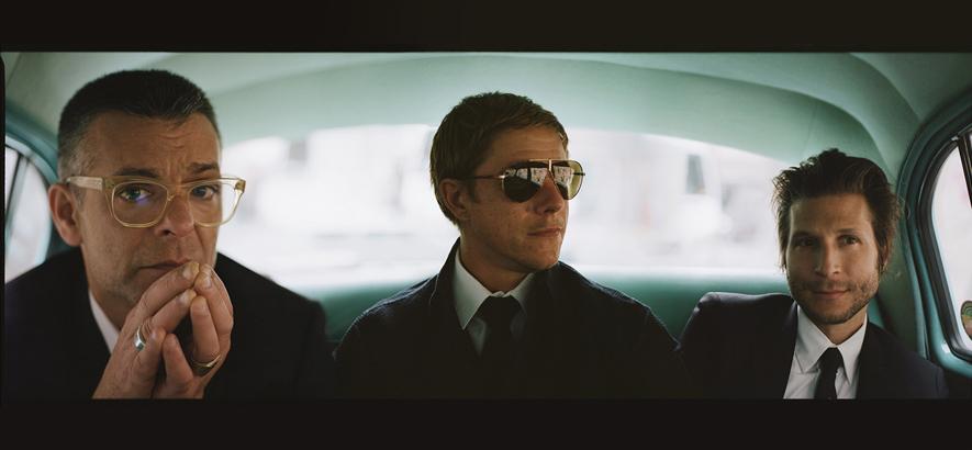 Interpol sind zurück: neuer Song und neues Album
