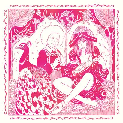 """Melody's Echo Chamber - """"Bon Voyage"""" (Album der Woche)"""