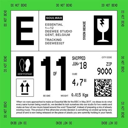 "Soulwax - ""Essential"" (Album der Woche)"