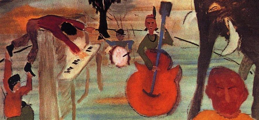 """""""Music From Big Pink"""" von The Band wird 50 Jahre alt"""