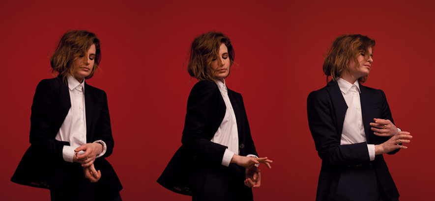 Synth-Funk-Projekt Christine And The Queens kündigt neues Album an