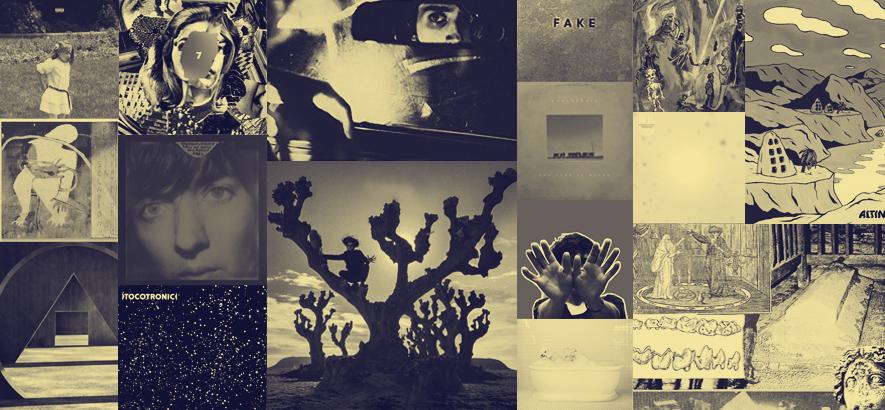 20 aus 2018: die besten Alben der ersten Jahreshälfte