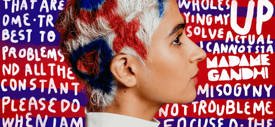 Neue Single der Newcomerin Madame Gandhi