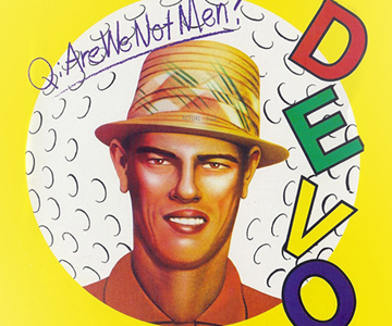 """Q: Are We Not Men? A: We Are Devo!"" wird 40 Jahre alt"
