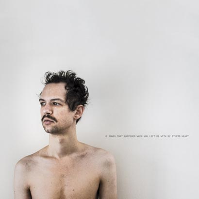 "Cover des Albums von ""10 Songs That Happened When You Left Me With My Stupid Heart"" Darwin Deez (Lucky Number)"