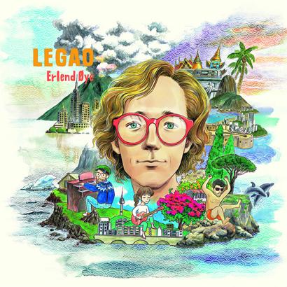 """Cover von Erlend Øye – """"Legao"""" (Bubbles)"""