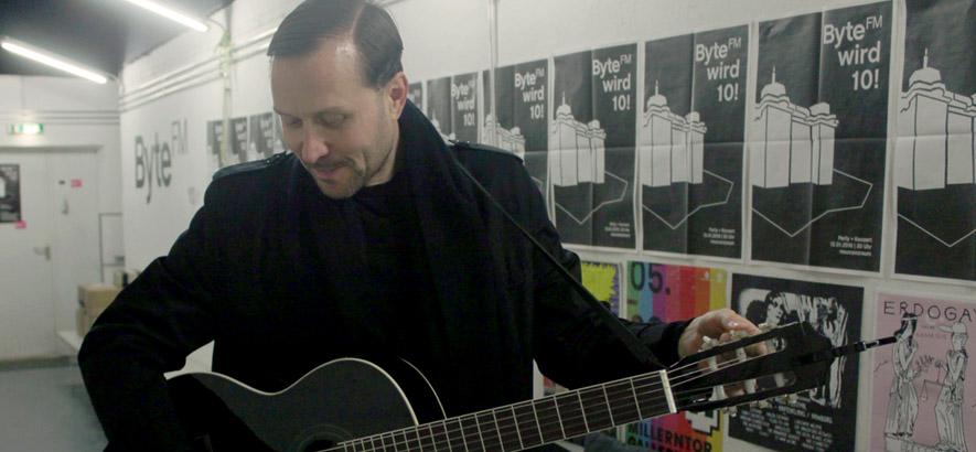 ByteFM Session #265: Patrick Siegfried Zimmer