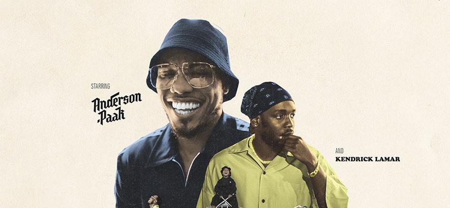 "Anderson .Paak und Kendrick Lamar entdecken den Funk: ""Tints"""