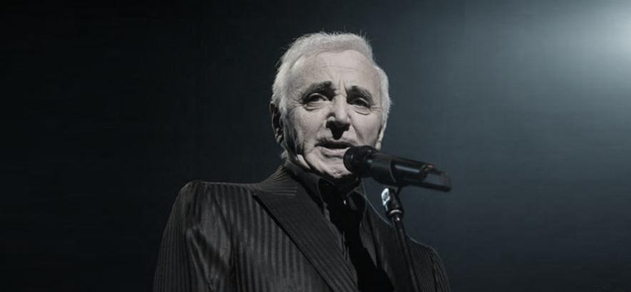 """Der """"Entertainer des Jahrhunderts"""" - zum Tod von Charles Aznavour"""