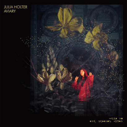 "Cover von Julia Holter – ""Aviary"" (Domino)"