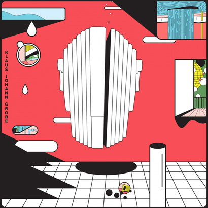 """Klaus Johann Grobe - """"Du bist so symmetrisch"""" (Album der Woche)"""