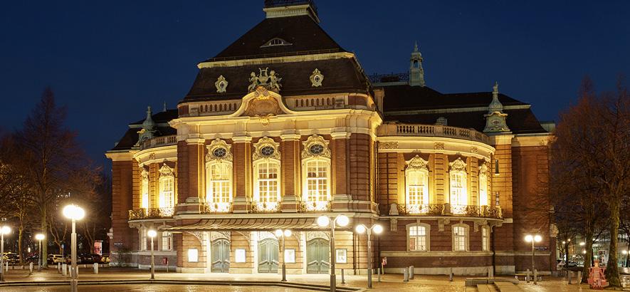 Elbphilharmonie Mixtape: neue Ausgabe am 6. Oktober von 12 bis 13 Uhr