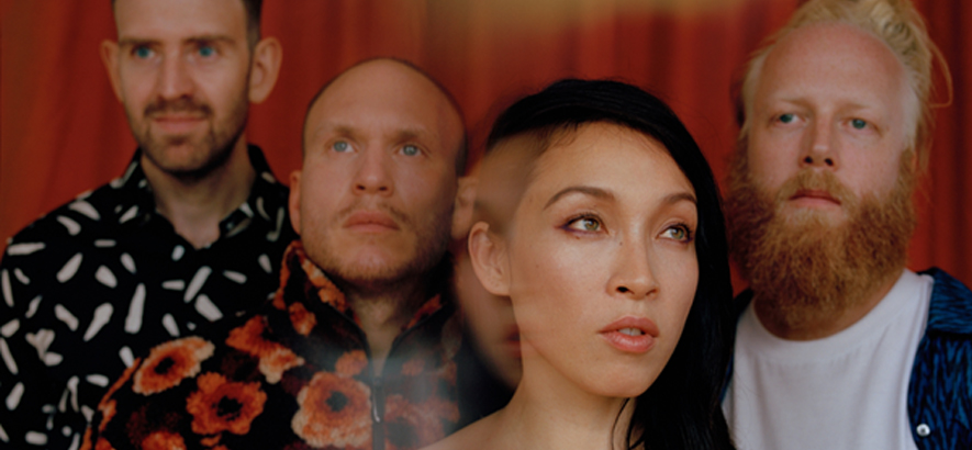 Foto von Little Dragon