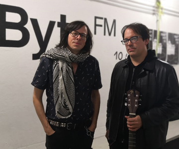 ByteFM Session #272: The Posies