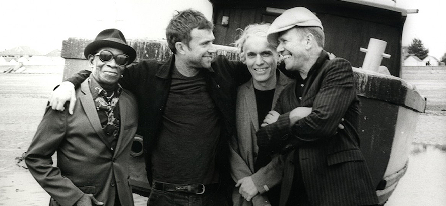 Foto von The Good, The Bad & The Queen