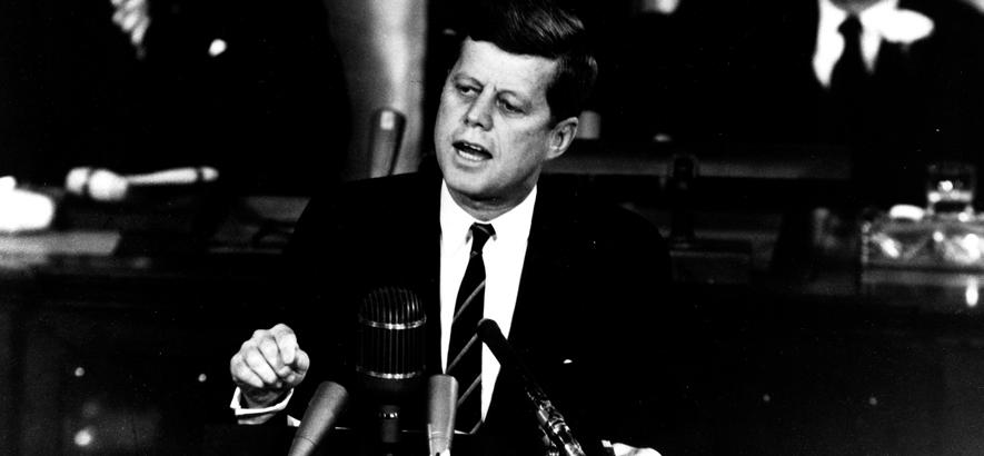 Der erste Präsident des Pop: John F. Kennedy in fünf Songs