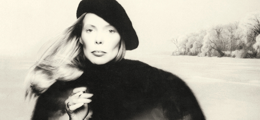 Joni Mitchell in fünf Songs