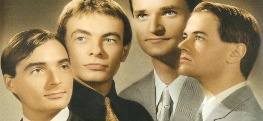"""Track des Tages: Kraftwerk – """"Franz Schubert"""""""