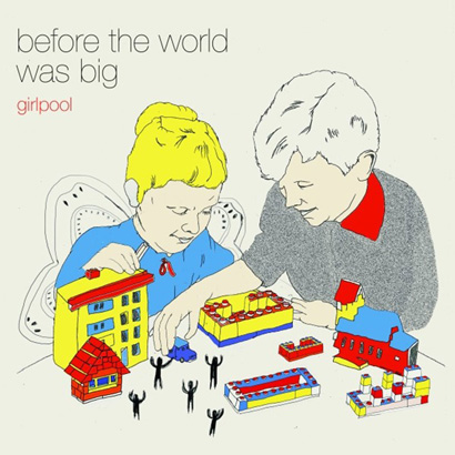 "Girlpool – ""Before The World Was Big"" (Rezension)"