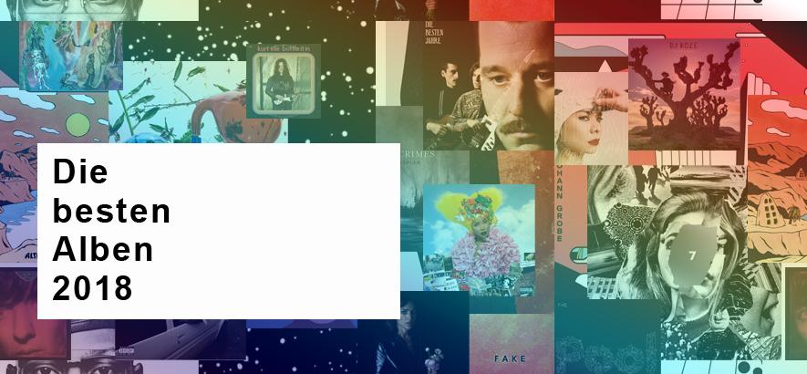 Alben des Jahres 2018