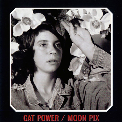 "Cover des Albums ""Moon Pix"" von Cat Power"
