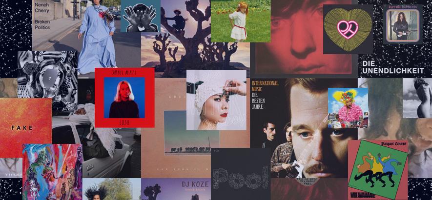 Die ByteFM Jahrescharts 2018