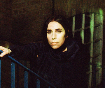 "PJ Harvey – ""The Wheel"""