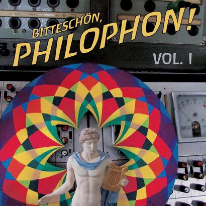 """""""Bitteschön, Philophon! Vol. 1"""" (Rezension)"""
