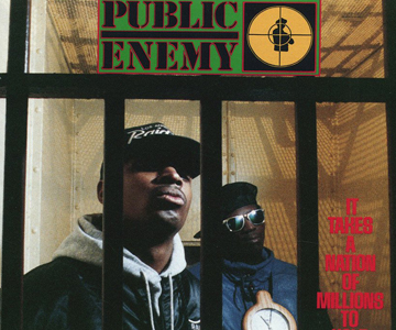 "Public Enemy – ""It Takes A Nation Of Millions To Hold Us Back"" (Album der Woche)"