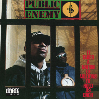 "Public Enemy - ""It Takes A Nation Of Millions To Hold Us Back"" (Album der Woche)"