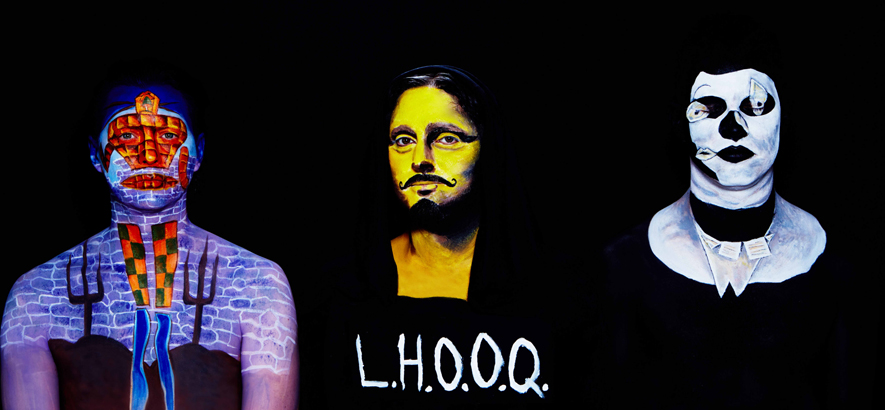 Foto von Animal Collective