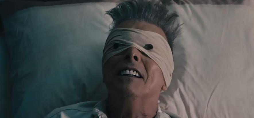 "David Bowie – ""Lazarus"""