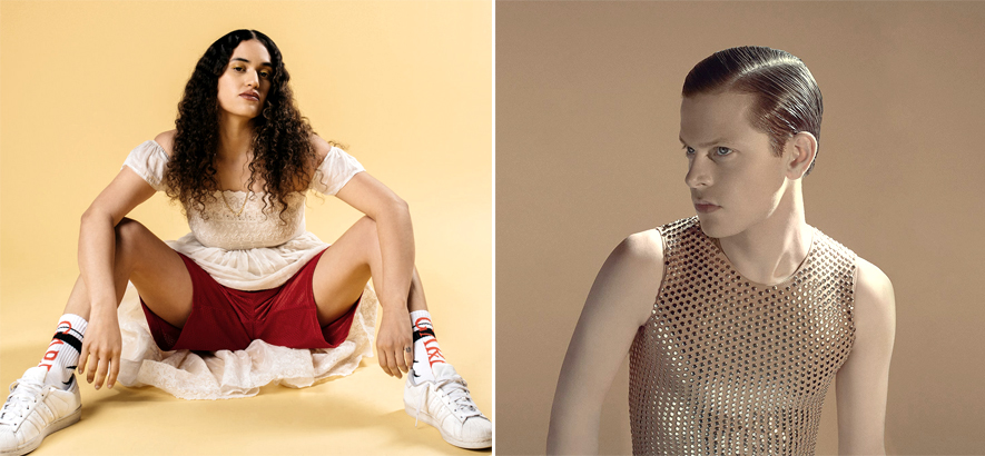 """Empress Of feat. Perfume Genius – """"When I'm With Him"""""""