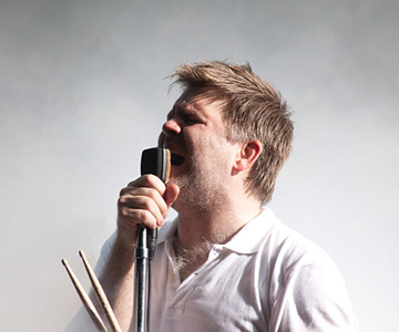 "LCD Soundsystem – ""(We Don't Need This) Fascist Groove Thang"""