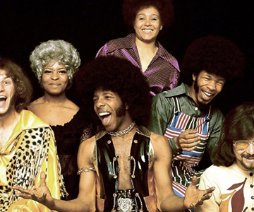 "Sly & The Family Stone – ""Dance To The Music"""
