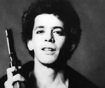 "Lou Reed – ""Xmas In February"""