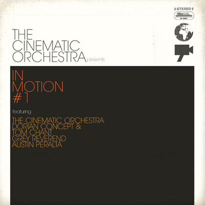 """Cover von The Cinematic Orchestra – """"The Cinematic Orchestra presents: In Motion Pt. 1"""""""
