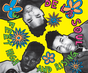 "De La Soul – ""3 Feet High And Rising"": Ein Sampling-Meisterwerk dekonstruiert"