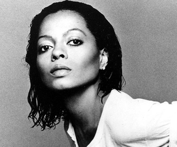 "Diana Ross – ""Upside Down"""