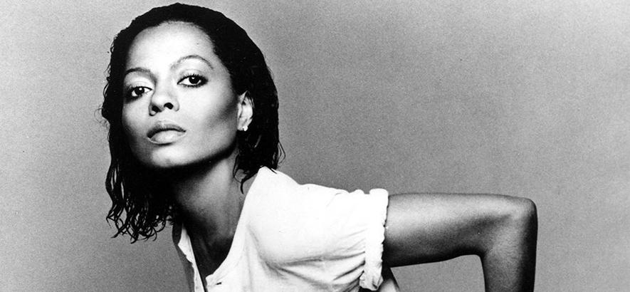 "Diana Ross – ""Upside Down"""