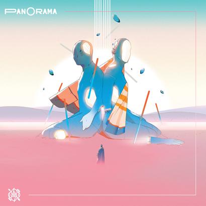 "Cover des Albums ""Panorama"" von La Dispute (Epitaph)"