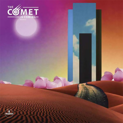 "Cover des Albums ""Trust In The Lifeforce Of The Deep Mystery"" von The Comet Is Coming"
