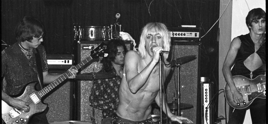 Foto von The Stooges