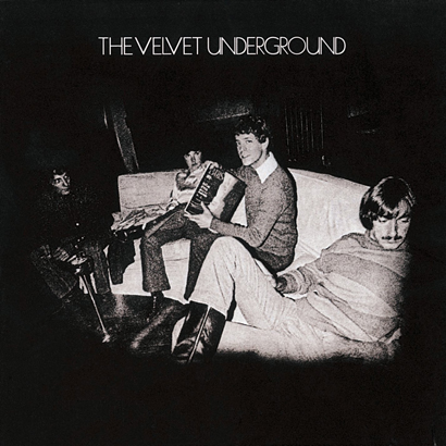 "Cover des Albums ""The Velvet Underground"" von The Velvet Underground"