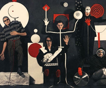 "Vanishing Twin – ""KRK (At Home In Strange Places)"""