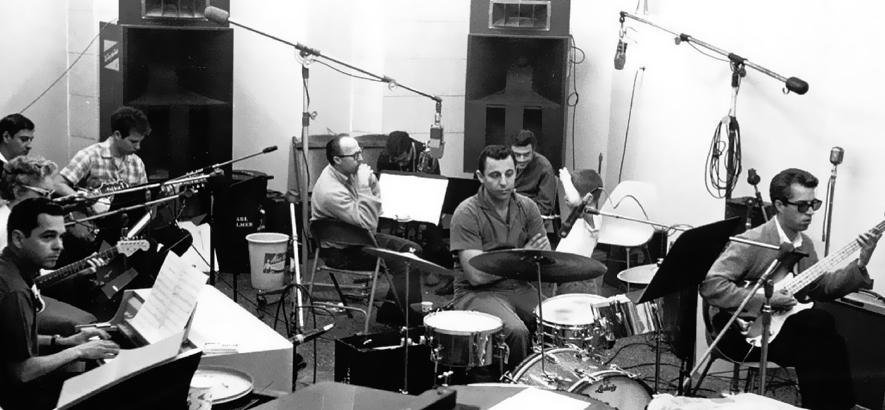 Hal Blaine ist tot: Eine Studio-Legende in fünf Songs