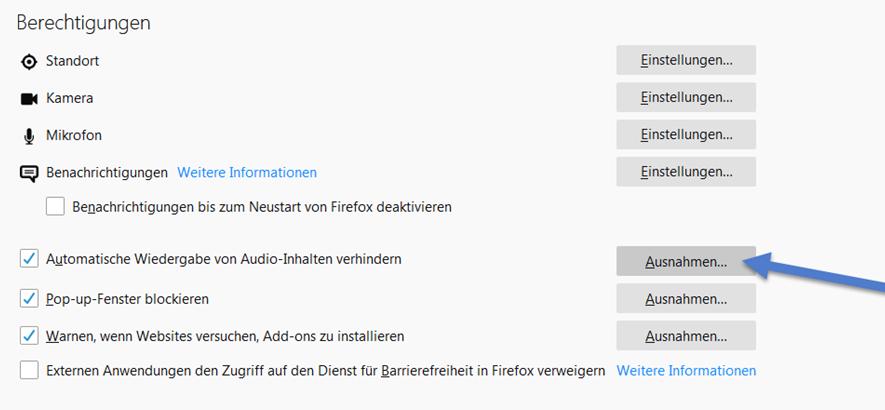 Mozilla Firefox verhindert die Audioausgabe – so könnt Ihr ByteFM wieder hören