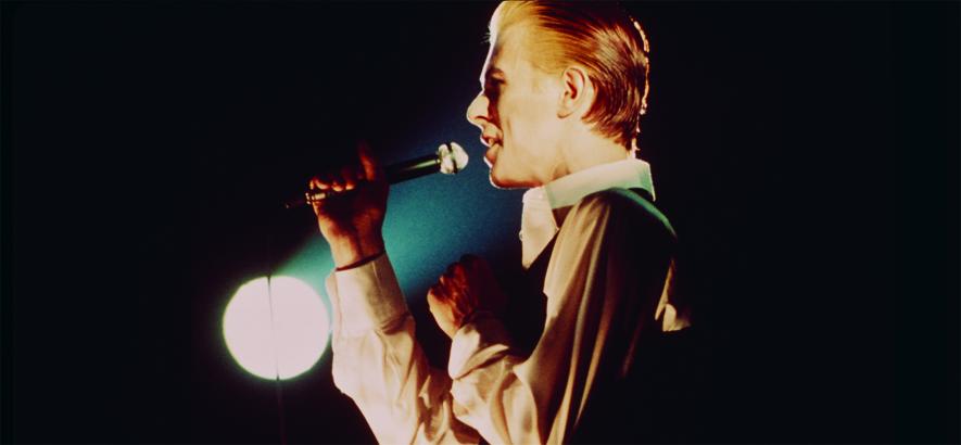 Foto von David Bowie