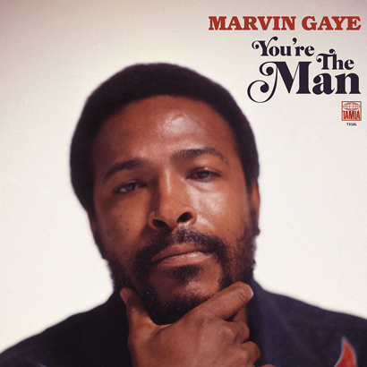 "Marvin Gaye – ""You're The Man"" (Rezension)"