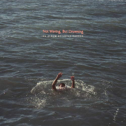 "Cover des Albums Loyle Carner – ""Not Waving, But Drowning"""
